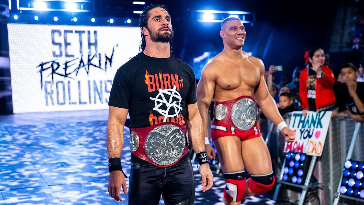 Rare Tag Team Champions: WWE Playlist