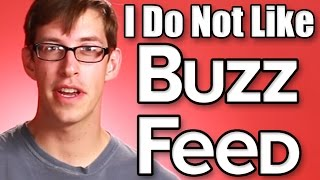 I Do Not Like BuzzFeed