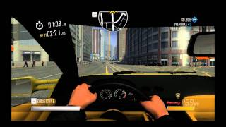 Driver san francisco: Speeding ticket HD