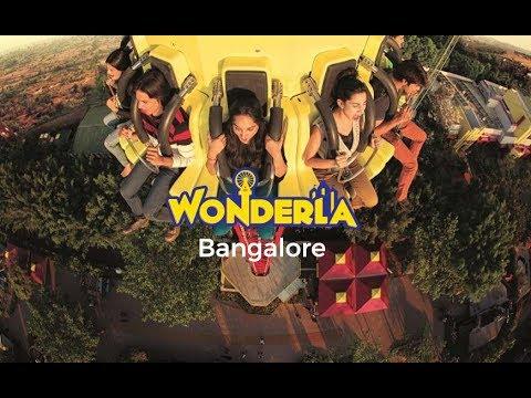 Wonderla Bangalore Complete Video | Water Rides | Wave Pool | Rain Disco