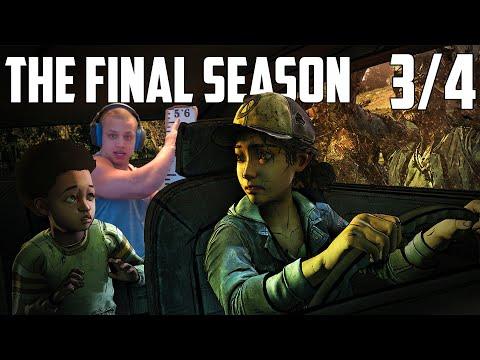 Tyler1 Plays The Walking Dead: The Final Season [3/4]