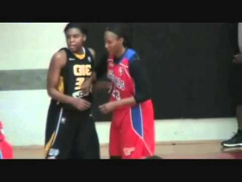 THE WUBA LADY GENERALS LEGACY OF #23 Chamique Holdsclaw