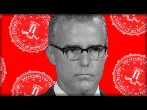 BREAKING: TRUMP'S FBI CHIEF JUST DEVASTATED THE CAREER OF OBAMA FBI HOLDOVER, THE PARTY'S OVER!