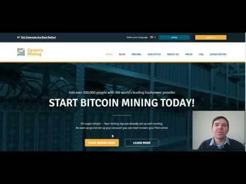 Genesis Mining Calculator My Bitcoin Mining Update