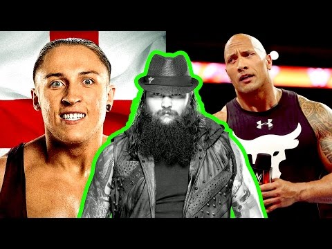 WWE MAD AT THE ROCK? FACE TURN FOR BRAY WYATT? (DIRT SHEET Pro Wrestling News Ep. 31)