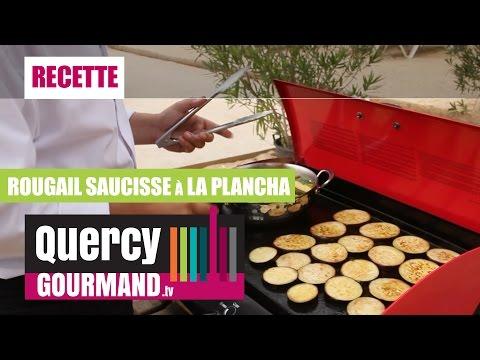Recette Rougail saucisse à la plancha – quercygourmand.tv