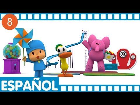 Pocoyó - Media hora en español (S01 E29-32)