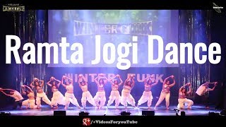 ramta jogi taal song hd |taal dance choreography ramta jogi dance Shiamak London Winter Funk 2017