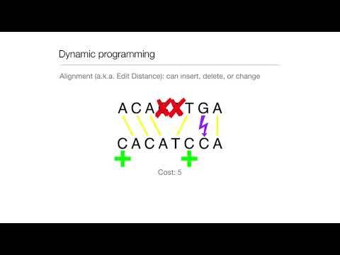Computation in Complex Systems : Algorithms & Landscapes : Dynamic Programming thumbnail