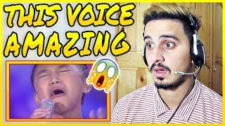 ANNETH - JEALOUS (Labrinth) - TOP 7 - Indonesian Idol Junior 2018 REACTION