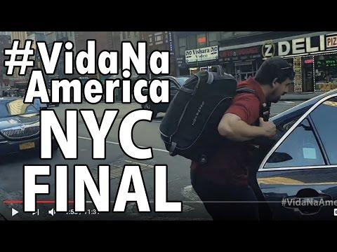 #VidaNaAmericaNYC  Ep11   SEASON FINALE