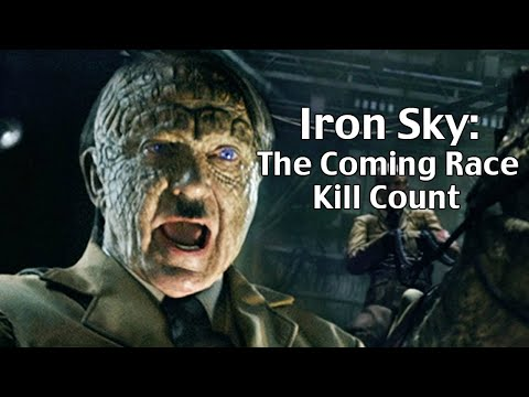 Iron Sky: The Coming Race (2019) Kill Count
