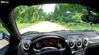 Super nice Ferrari Out for a Joy Ride- Crazy Cool Crashes