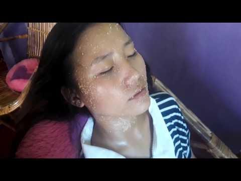 जाडाेमा यसरी भातबाट  ५मिनेटमा घरमै हुनुश गोरो  र सुनौलो (winter facial at home)