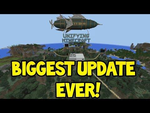 Minecraft Xbox - BIGGEST UPDATE EVER!! - Cross Platform, Servers & MORE!
