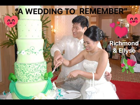 A Beautiful Love Story | A Wedding To Remember | 12th Year Wedding Anniversary | Richmond & Ellyse