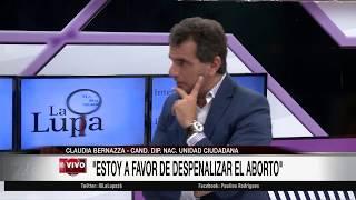 """Claudia Bernazza y Marcelo Koenig en """"La Lupa"""""""