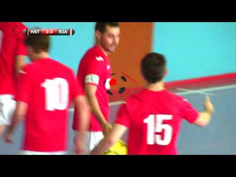 Обзор матча HostPro - RIA.com #itliga