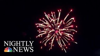 Behind The Scenes Of America's Biggest Fourth Of July Celebration | NBC Nightly News