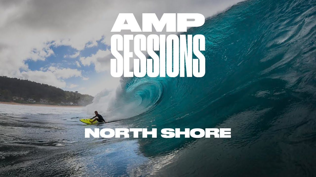 AMP SESSIONS: North Shore From The Water