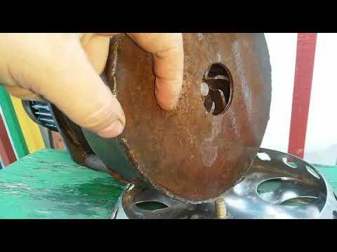 Самодельный насос для грязной воды
