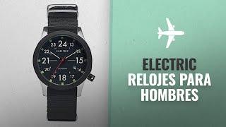 Top 10 Ventas Electric 2018: Electric Men's FW01 Nato Fashion Watch