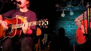 Saves the Day As your ghost takes flight acoustic at chain reaction