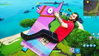 Видео обзор игры - Фортнайт для новичков с Нубом! - Летсплей Forntnite .