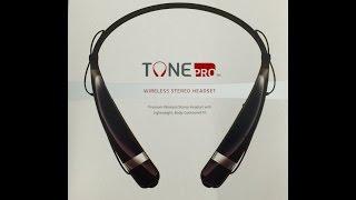 LG Tone Pro Bluetooth Headset HBS 760