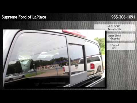 Supreme Ford Laplace >> 2008 Nissan Frontier 4WD King Cab Long Bed V6 Automatic SE - Garyville - YouTube