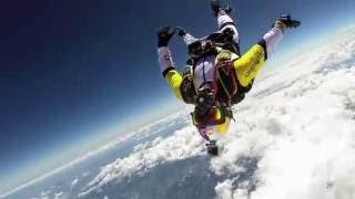 Soul Flyers : 33,000 ft Above Mont Blanc