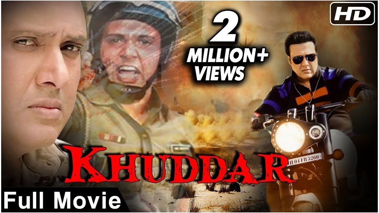 Khuddar Full Hindi Movie | Govinda | Karishma Kapoor | Hindi Movies Full Bollywood Movies