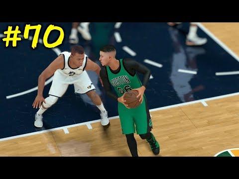 【NBA 2K18】#70 お前らは消化試合だと思ってるかもしんねぇけど俺は1試合も負けたくねー!【マイキャリア】