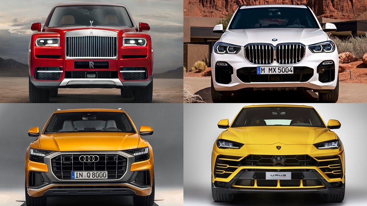 Best Suv 2019 Usa TOP 4 BEST SUV 2019   YouTube
