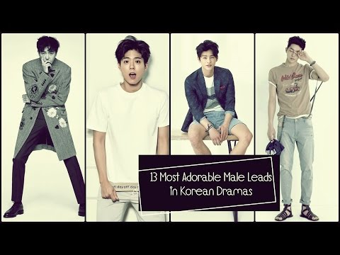 13 Most Adorable Male Leads in Korean Dramas