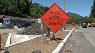 Road Construction Takes Toll on Mill Valley Merchants
