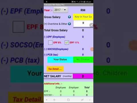 net salary calculator pro google play のアプリ