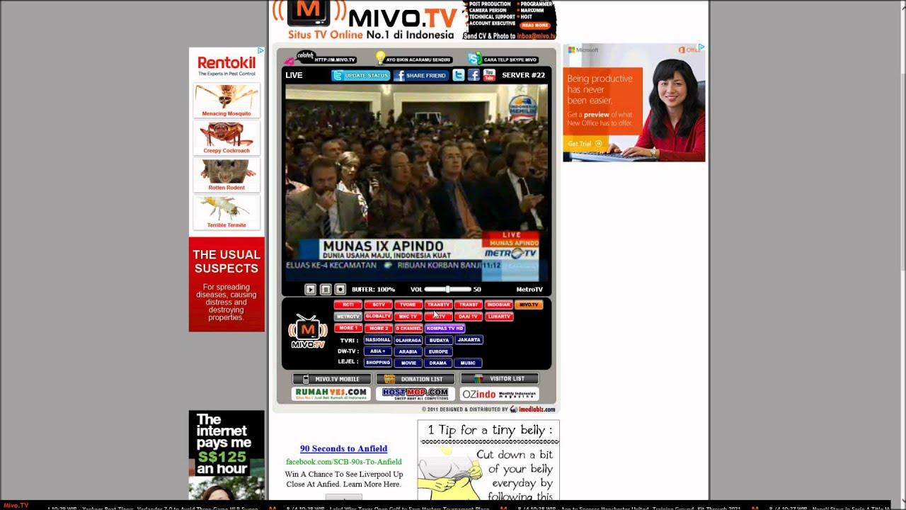 tv online rcti sctv