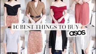 ASOS: THE 10 BEST THINGS TO BUY NOW