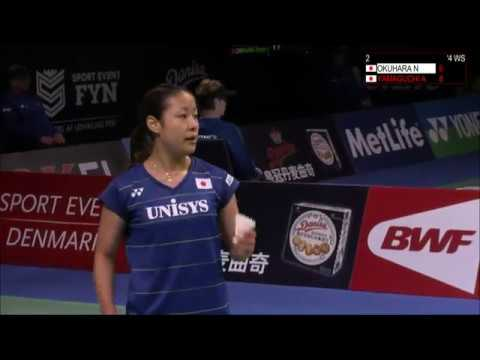 Download Yonex Denmark Open 2016 | Badminton QF - Court 2 (Part 2)