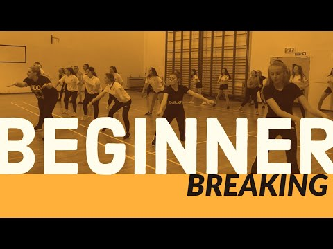 Breakin' For Beginners - Amber Williams, Learn To Streetdance With UDOIT Dance Foundation