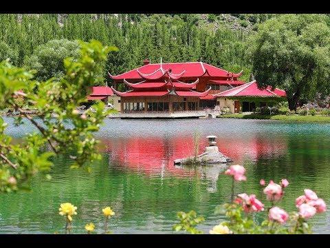 Shangrila Resort,  Upper Kachura Lake - Skardu (Gilgit Baltistan, Pakistan)
