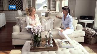 Herlige hjem -  Hamptons-inspirert hjem