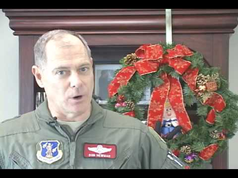 Holiday Greeting from Maj. Gen. Newman, The Adjutant General of Virginia