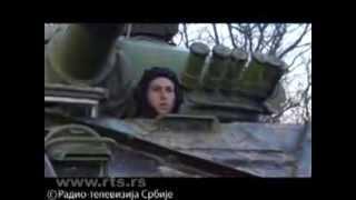 Kako se vozi tenk? Teško! thumbnail