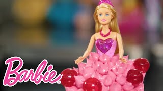 Barbie Bubble Cake | Cooking and Baking | Barbie