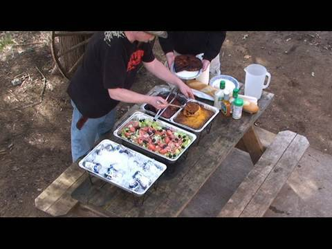skorr chafer food warmers fire pit tested by the bbq pit boys youtube