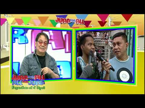 Juan For All, All For Juan Sugod Bahay | August 19, 2017