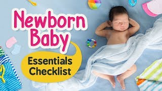 Newborn Baby Shopping – The list of Items You Need to Buy screenshot 4