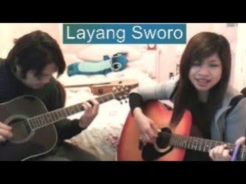 Layang Sworo - ( Cover Acoustic ) Anna